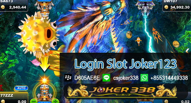 Login Slot Joker123