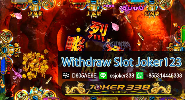 Withdraw Slot Joker123