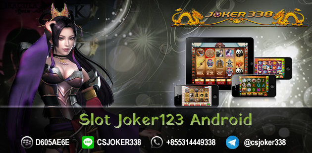 Slot Joker123 Android